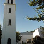 六甲カトリック教会外観